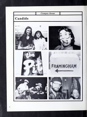 Page 14, 1981 Edition, Framingham State University - Dial Yearbook (Framingham, MA) online yearbook collection
