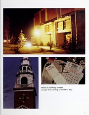 Page 13, 1983 Edition, Framingham State University - Dial Yearbook (Framingham, MA) online yearbook collection