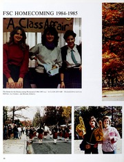 Page 14, 1985 Edition, Framingham State University - Dial Yearbook (Framingham, MA) online yearbook collection