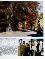 Page 15, 1985 Edition, Framingham State University - Dial Yearbook (Framingham, MA) online yearbook collection