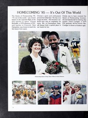 Page 16, 1986 Edition, Framingham State University - Dial Yearbook (Framingham, MA) online yearbook collection