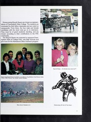 Page 17, 1986 Edition, Framingham State University - Dial Yearbook (Framingham, MA) online yearbook collection