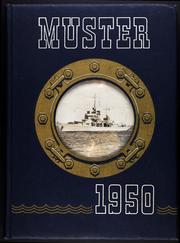 1950 Edition, Massachusetts Maritime Academy - Muster Yearbook (Buzzards Bay, MA)