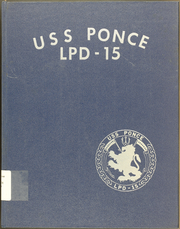 Page 1, 1975 Edition, Ponce (LPD 15) - Naval Cruise Book online yearbook collection