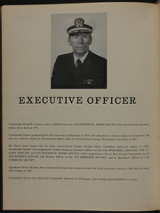 Page 8, 1975 Edition, Ponce (LPD 15) - Naval Cruise Book online yearbook collection