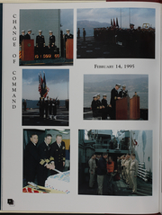 Page 10, 1995 Edition, Ponce (LPD 15) - Naval Cruise Book online yearbook collection