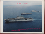 Page 17, 1995 Edition, Ponce (LPD 15) - Naval Cruise Book online yearbook collection