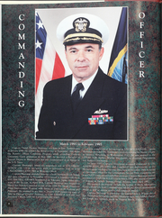 Page 8, 1995 Edition, Ponce (LPD 15) - Naval Cruise Book online yearbook collection