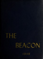 Page 1, 1948 Edition, Suffolk University - Beacon Yearbook (Boston, MA) online yearbook collection