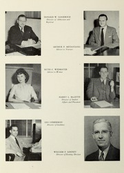Page 14, 1948 Edition, Suffolk University - Beacon Yearbook (Boston, MA) online yearbook collection