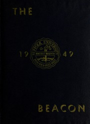Page 1, 1949 Edition, Suffolk University - Beacon Yearbook (Boston, MA) online yearbook collection