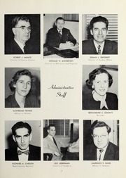 Page 11, 1949 Edition, Suffolk University - Beacon Yearbook (Boston, MA) online yearbook collection