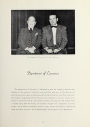 Page 15, 1949 Edition, Suffolk University - Beacon Yearbook (Boston, MA) online yearbook collection