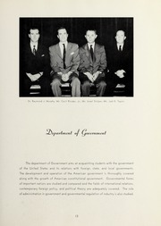 Page 17, 1949 Edition, Suffolk University - Beacon Yearbook (Boston, MA) online yearbook collection