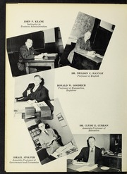 Page 12, 1953 Edition, Suffolk University - Beacon Yearbook (Boston, MA) online yearbook collection