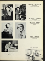 Page 15, 1953 Edition, Suffolk University - Beacon Yearbook (Boston, MA) online yearbook collection