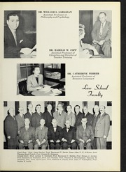 Page 17, 1953 Edition, Suffolk University - Beacon Yearbook (Boston, MA) online yearbook collection