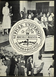 Page 5, 1953 Edition, Suffolk University - Beacon Yearbook (Boston, MA) online yearbook collection