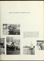 Page 7, 1966 Edition, Suffolk University - Beacon Yearbook (Boston, MA) online yearbook collection