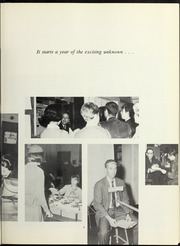 Page 9, 1966 Edition, Suffolk University - Beacon Yearbook (Boston, MA) online yearbook collection