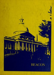 1973 Edition, Suffolk University - Beacon Yearbook (Boston, MA)