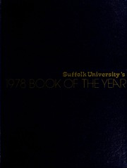 1978 Edition, Suffolk University - Beacon Yearbook (Boston, MA)