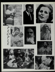 Page 10, 1982 Edition, Suffolk University - Beacon Yearbook (Boston, MA) online yearbook collection
