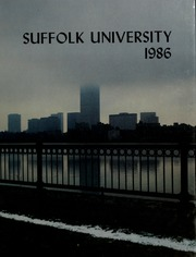 1986 Edition, Suffolk University - Beacon Yearbook (Boston, MA)
