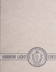University of Massachusetts Boston - Beacon Yearbook (Boston, MA) online yearbook collection, 1983 Edition, Page 1