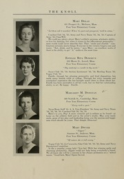 Page 14, 1935 Edition, University of Massachusetts Lowell - Knoll Yearbook (Lowell, MA) online yearbook collection