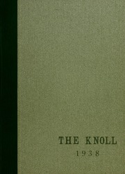 University of Massachusetts Lowell - Sojourn / Knoll Yearbook (Lowell, MA) online yearbook collection, 1938 Edition, Page 1