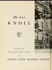 Page 6, 1943 Edition, University of Massachusetts Lowell - Knoll Yearbook (Lowell, MA) online yearbook collection