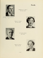 Page 17, 1944 Edition, University of Massachusetts Lowell - Knoll Yearbook (Lowell, MA) online yearbook collection