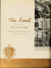 Page 6, 1944 Edition, University of Massachusetts Lowell - Knoll Yearbook (Lowell, MA) online yearbook collection
