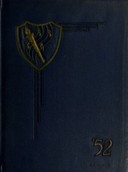 University of Massachusetts Lowell - Sojourn / Knoll Yearbook (Lowell, MA) online yearbook collection, 1952 Edition, Page 1