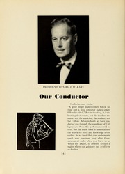 Page 10, 1952 Edition, University of Massachusetts Lowell - Knoll Yearbook (Lowell, MA) online yearbook collection