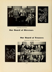 Page 14, 1952 Edition, University of Massachusetts Lowell - Knoll Yearbook (Lowell, MA) online yearbook collection