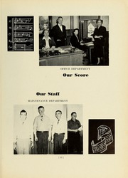 Page 15, 1952 Edition, University of Massachusetts Lowell - Knoll Yearbook (Lowell, MA) online yearbook collection