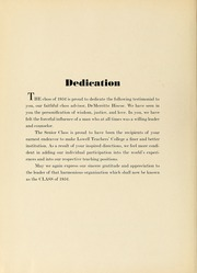 Page 6, 1952 Edition, University of Massachusetts Lowell - Knoll Yearbook (Lowell, MA) online yearbook collection