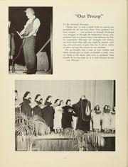 Page 10, 1958 Edition, University of Massachusetts Lowell - Knoll Yearbook (Lowell, MA) online yearbook collection