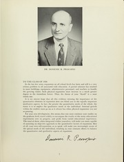 Page 11, 1958 Edition, University of Massachusetts Lowell - Knoll Yearbook (Lowell, MA) online yearbook collection