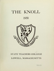 Page 5, 1958 Edition, University of Massachusetts Lowell - Knoll Yearbook (Lowell, MA) online yearbook collection