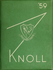 1959 Edition, University of Massachusetts Lowell - Sojourn / Knoll Yearbook (Lowell, MA)