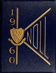 1960 Edition, University of Massachusetts Lowell - Sojourn / Knoll Yearbook (Lowell, MA)
