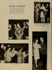 Page 16, 1966 Edition, University of Massachusetts Lowell - Knoll Yearbook (Lowell, MA) online yearbook collection