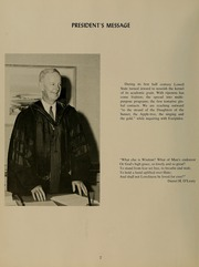 Page 5, 1967 Edition, University of Massachusetts Lowell - Sojourn / Knoll Yearbook (Lowell, MA) online yearbook collection