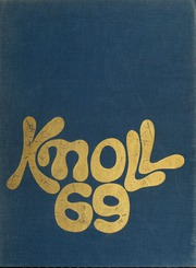 1969 Edition, University of Massachusetts Lowell - Sojourn / Knoll Yearbook (Lowell, MA)