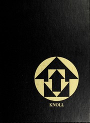 1970 Edition, University of Massachusetts Lowell - Sojourn / Knoll Yearbook (Lowell, MA)