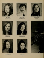 Page 12, 1974 Edition, University of Massachusetts Lowell - Knoll Yearbook (Lowell, MA) online yearbook collection