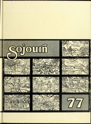 University of Massachusetts Lowell - Sojourn / Knoll Yearbook (Lowell, MA) online yearbook collection, 1977 Edition, Page 1